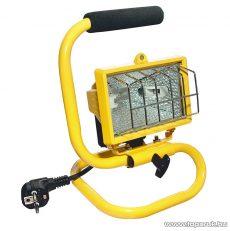 HOME FLH 150/YE Hordozható fényvető, 120 W, sárga