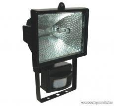HOME FLP 500/BK Mozgásérzékelős fényvető, 400W, fekete