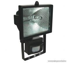 HOME FLP 150/BK Mozgásérzékelős fényvető, 120 W, fekete