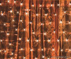 HOME G 4001/CL Hagyományos izzós háló, 160 db fehér izzóval