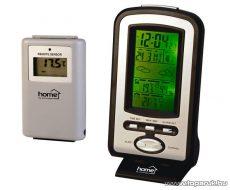 HOME HCW 11 Időjárás állomás, asztali, RC funkció - készlethiány