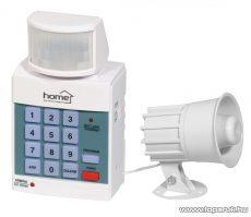 HOME HS 40 Számkódos infrariasztó külső szirénával