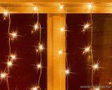 HOME KAF 50 Hagyományos izzós fényfüggöny, 50 db fehér izzóval