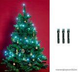 HOME KI 100 LED/T Beltéri LED-es fényfüzér, 100 db LED, 8 m hosszú, türkiz fényű
