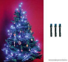HOME KI 200 LED/BL Beltéri LED-es fényfüzér, 200 db LED, 16 m hosszú, kék fényű
