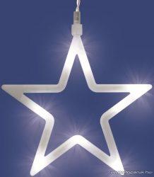 HOME KID 401 LED-es ablakdísz, csillag - készlethiány