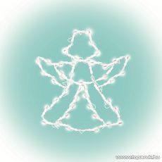 HOME KID 501 Angyal ablakdísz, fehér