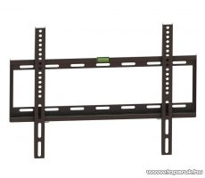 HOME LCDH 450 Fix fali tartó LCD, LED és plazma TV-hez (max 127 cm / 50 col átmérőig), fekete - készlethiány
