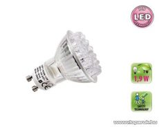 HOME LSP 1.9/GUM Dip 32 LED-es fényforrás, GU spot, 1,9 W, GU10, 2900 K (meleg fehér)