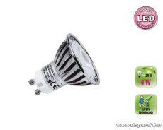 HOME LSP 4/GUM Power LED fényforrás, GU spot, 4 W, GU10, 2900 K
