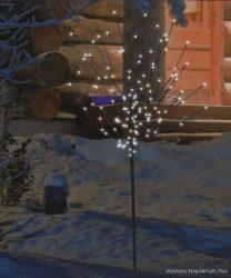 HOME LTO 140 Kültéri LED-es kopár fa dekoráció - készlethiány