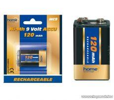 HOME MC 9 - 120 mAh 9 V Ni-Mh akkumulátor