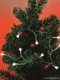 HOME MLC 10/CS LED-es csillag mini fényfüzér, hidegfehér
