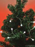 HOME MLC 10/CS WH LED-es csillag mini fényfüzér, hidegfehér