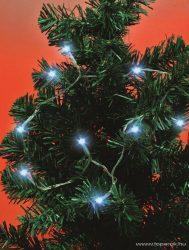 HOME MLC 20/BL LED-es mini fényfüzér, kék