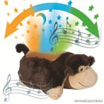 HOME NLM 1 Zenélő és világító majom hangulatvilágítás