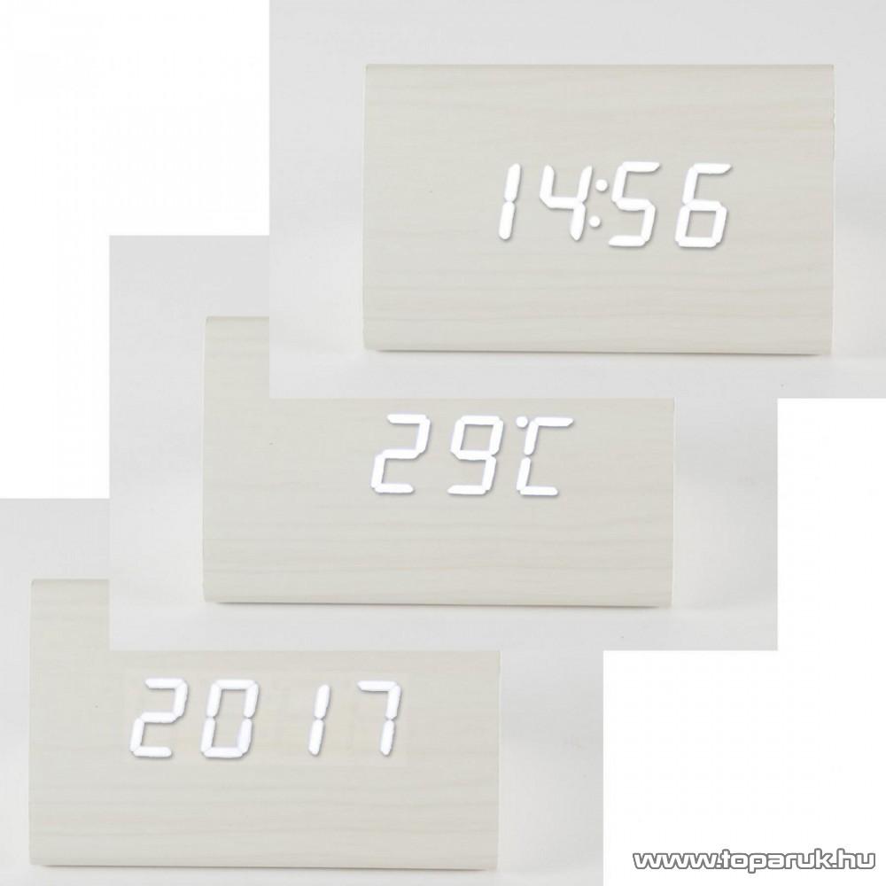 HOME OC 03 Digitális LED ébresztőóra af0febd8cc