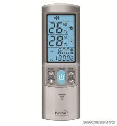 HOME URC 2000AC/SL Univerzális klíma távirányító, légkondícionálókhoz, ezüst