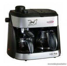Hauser CE-931 4 in 1 Kávéfőző, 1800 W - készlethiány