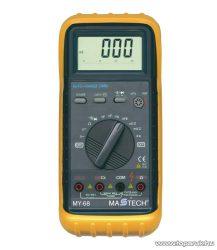 MASTECH MY 68 Professzionális multiméter - megszűnt termék: 2015. április