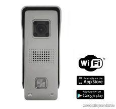 Monacor DVA-110DOOR Okostelefonnal kezelhető WiFi vezeték nélküli okos videó kaputelefon