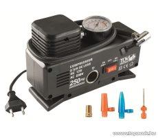 SAL 90786 Autós kompresszor (fújtató), 230V-os