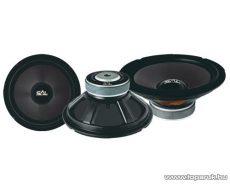 SAL AHX 1620/BK Beépíthető autós mélysugárzó, 165mm, 4Ohm, kevlar, 60W-os
