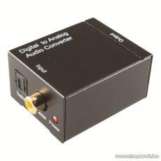 SAL DTA HIFI Digitális - analóg audió átalakító LCD TV-hez, Set TOP Box-hoz, DVB-T vevőhöz