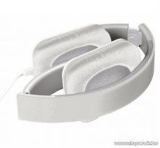 SAL HPH 4 WHITE Sztereó összecsukható fejhallgató, fehér