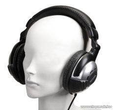 SAL HPH 10 Sztereo fejhallgató, fekete - megszűnt termék: 2017. július