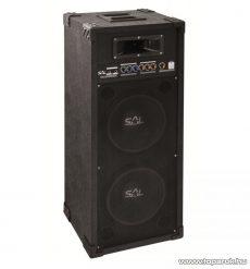 SAL PA 225 ACTIVE Aktív hangdoboz, 2x250mm, 2 x 200/150 W-os - megszűnt termék: 2015. június