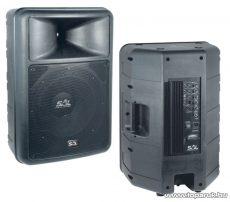 SAL PA 40PRO Aktív zenekari hangdoboz, 500 / 250 W-os - készlethiány