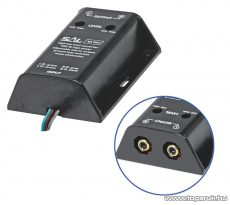 SAL SA 001 Jelszint átalakító, 2 csatorna, 2 x 50 W