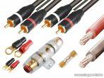 SAL SA 003 Autó-hifi kábel 9 db-os szett