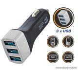 SAL SA 045 Autós USB adapter 12 / 24 V-os járművekhez