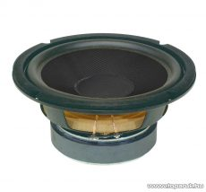 SAL SBX 1620/BK Mélysugárzó, 165 mm, 8 Ohm, kevlar, 80 / 50 W