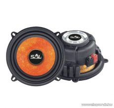 SAL XPRO 13W komponens szett, 2 utas, 4 Ohm, 130 mm, 180W-os - megszűnt termék: 2015. február