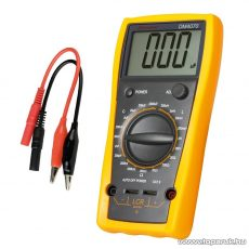 SMA DM 4070 Digitális LCR méter, ellenállás, kapacitás és induktivitásmérő mérőműszer