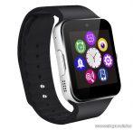 HOME SMW 16 Android okosóra, mobiltelefon és fitness karkötő, fekete