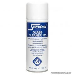 Servisol GLASS CLEANER 180 Üvegtisztító, 400 ml - megszűnt termék: 2016. május