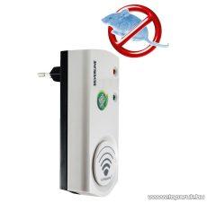 SILVERLINE IN 25111 Mice and Rat Free 80/200 ultrahangos és elektromágneses egérriasztó és rágcsálóriasztó (hatótávolság: 50 m2)