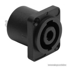 USE SPK 850X Speakon aljzat csatlakozó, beépíthető, 4 pólusú, 1 db