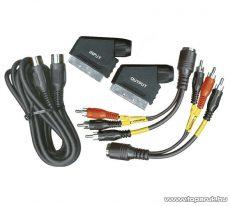 USE SVS 6011 Videókábel szett