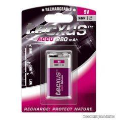 tecxus TCM 280-9 - 9 V akkumulátor, 250 mAh