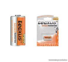 tecxus CR 123A 3V fotó elem, litium
