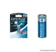 tecxus TC LR23 - 12V elem, A 23, alkáli (tartós)