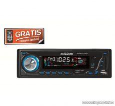 voXbox VB 2200 Autórádió és zenelejátszó, fejegység