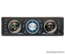 SAL voXbox VB 7000 Autórádió és zenelejátszó, fejegység
