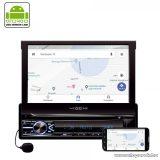 """SAL voXbox VB X800 Autórádió és multimédia lejátszó távirányítóval, 7,0""""-os LCD kijelzővel"""