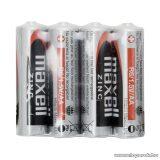 maxell Ceruza elem, AA, R6 Zn, 1,5 V, 4 db / csomag (18710)
